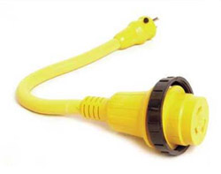 Pigtail Adapters, Mighty Cord